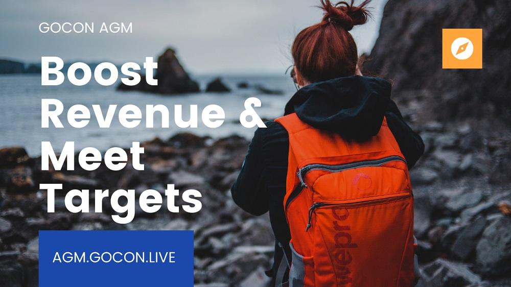 Virtual Events Platform – Boost Revenue & Meet Targets